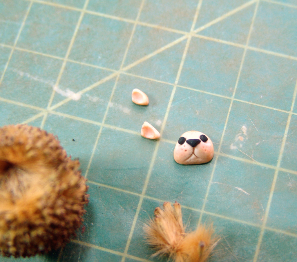 Making a seed ball hedgehog with The Mouse Market