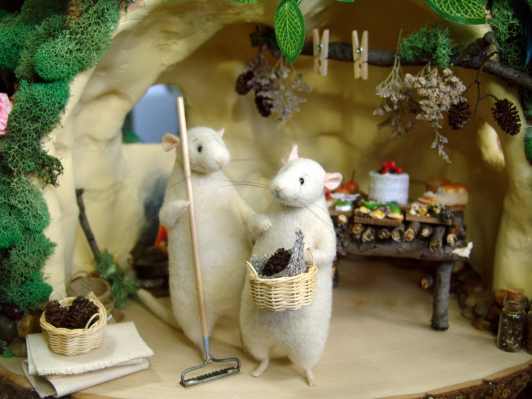 The Mouse Market Blog
